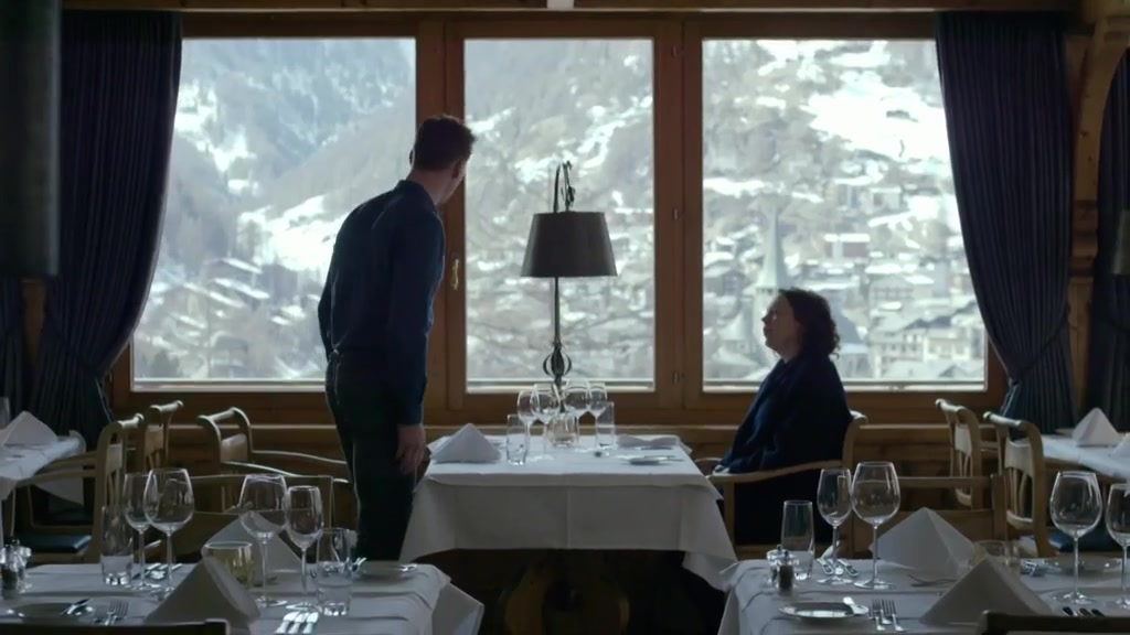Where was the BBCs The Night Manager filmed in Zermatt
