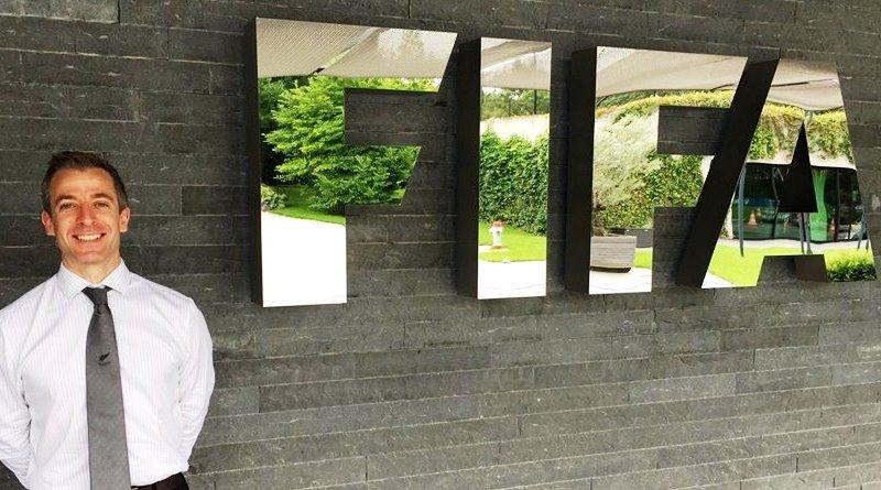 New Zealand Futsal World Cup Bid: Dave Payne