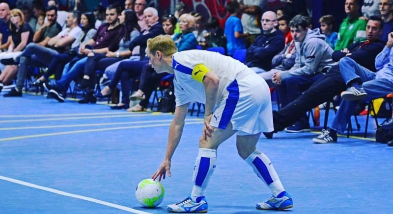 World Record Futsal Tranmere Rovers