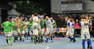 How We Broke The Futsal World Record for Lee Knight
