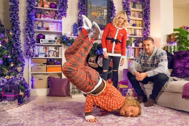 Two of the nation's favourite brands, ITV and Cadbury, are delivering some real gift-wrapped, festive joy to your screens this season with a series of hilarious Christmas short films. So, if you want to see Keith's take on sledging, Fearne's best party dancing, Paddy's party popper… tune in this Christmas!