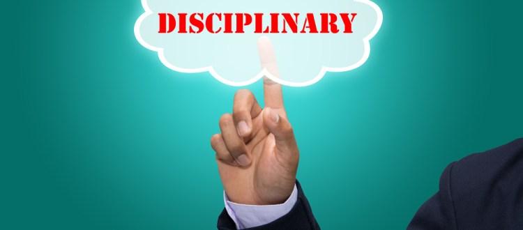 disciplinary