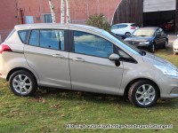Ford B-Max Sondermodell Ambiente :Winterpaket+Radio CD/MP3 ...