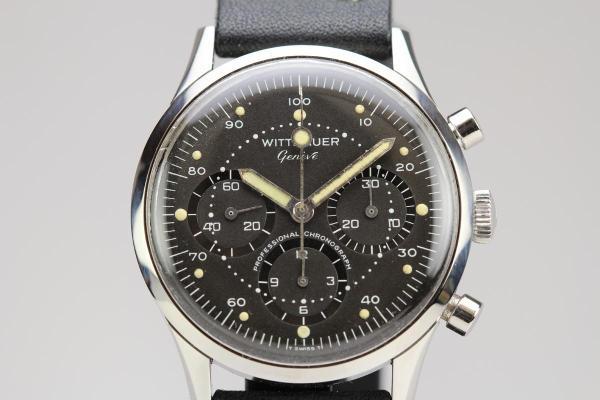 1960 Wittnauer Professional Chronograph Circa 1960s Watch