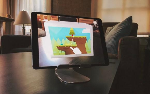 Lamicall iPad Pro stand