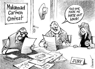 Dateline Bangkok: Muhammad Cartoon Contest