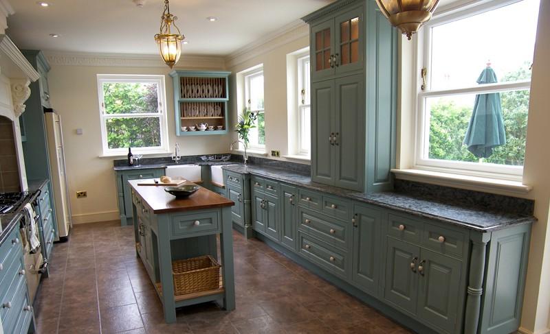 free standing kitchen island remodeling small matthew james furniture, edwardian style | farrow ...