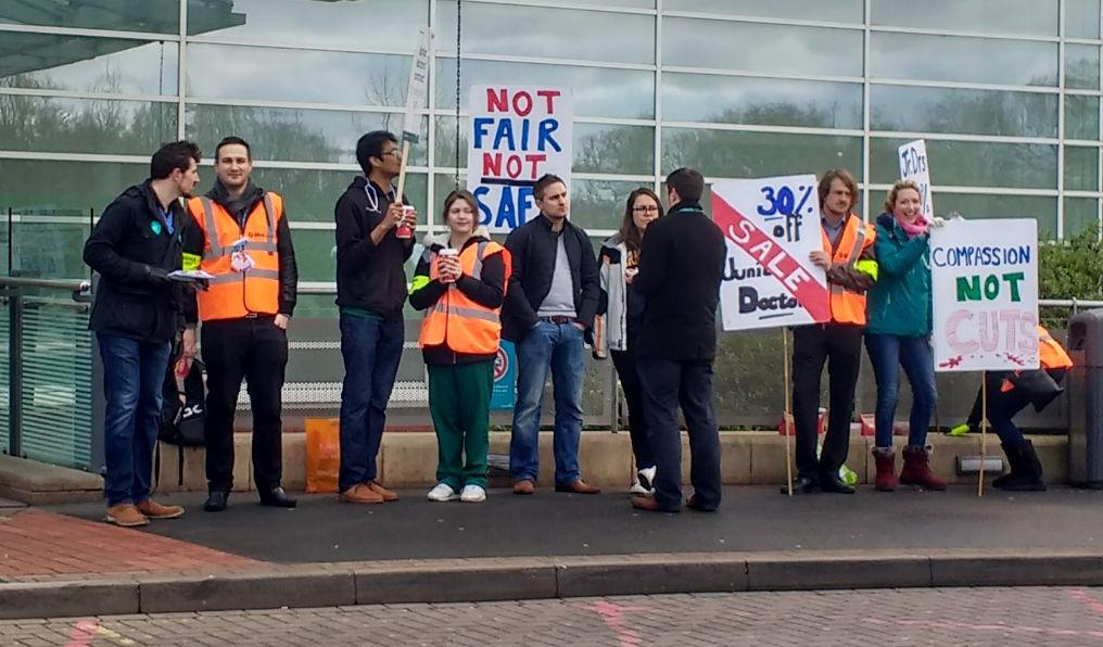 Support for NHS Junior Doctors