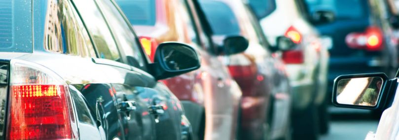 Traffic congestion and pollution