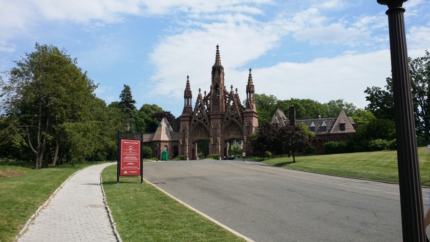 Green-Wood Cemetery 6-11-2016
