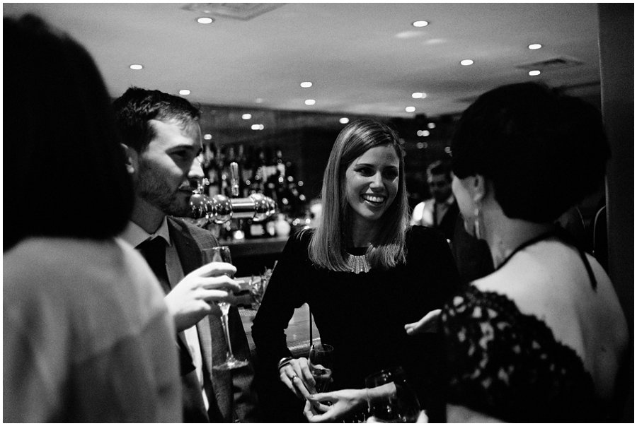 Chiswell Street Dining Rooms Wedding Lottie Dave