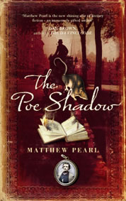 The POE SHADOW  ABOUT THE BOOK