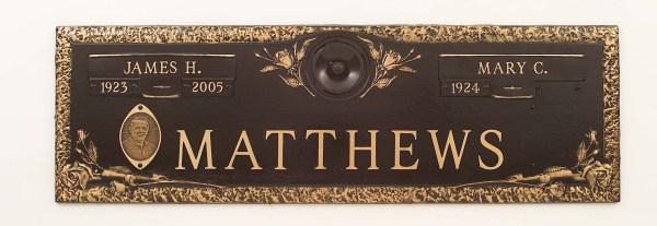 Matthews Bronze - Lasting Memories