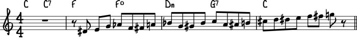 Excerpt from Chris Potter's solo on The Eternal Triangle