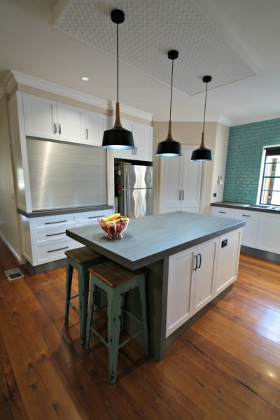 Ballarat Kitchens | Custom Cabinetry |Island Bench| Design