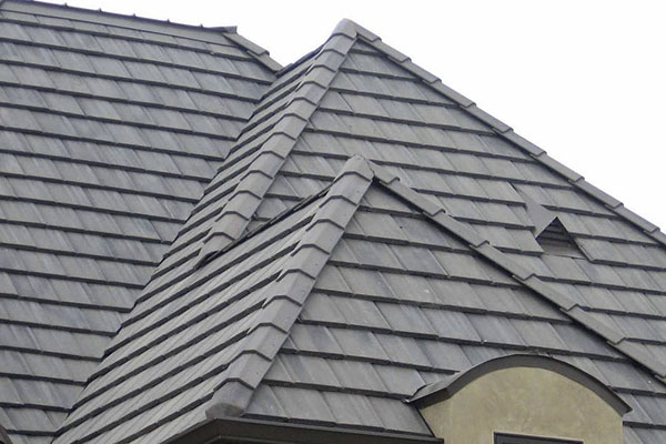 chicago concrete tile roof system