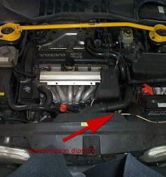 volvo repairs fixes transmission dipstick location no [ 1152 x 864 Pixel ]