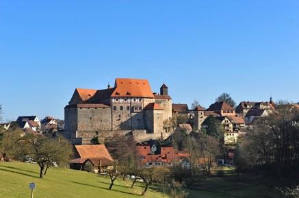Hohenzollernburg - Cadolzburg
