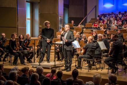 Serenade, 5. Juni 2014 - Nürnberger Symphoniker, Heinz Walter Florin, Matthias Lange