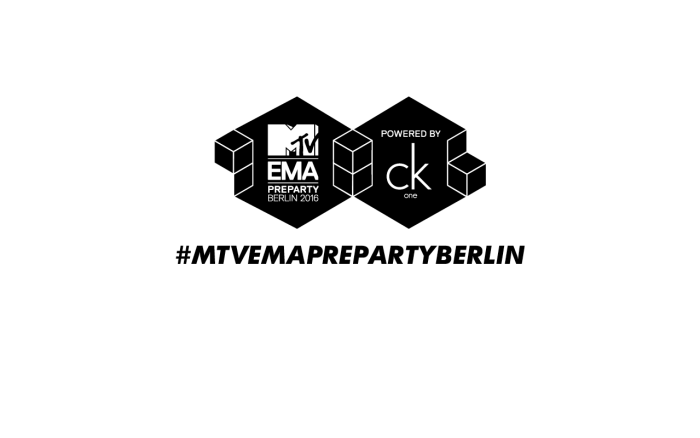 MTV EMA PReParty Berlin Gif Booth