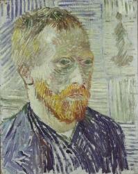 Selbstportrait Van Gogh
