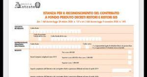 Read more about the article Decreto Legge Agosto: il Contributo a Fondo perduto per attività nei centri storici