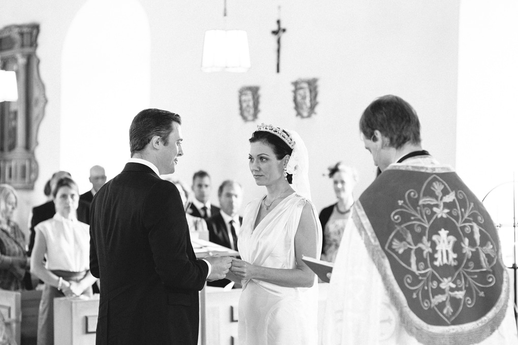 Australian wedding in Sweden