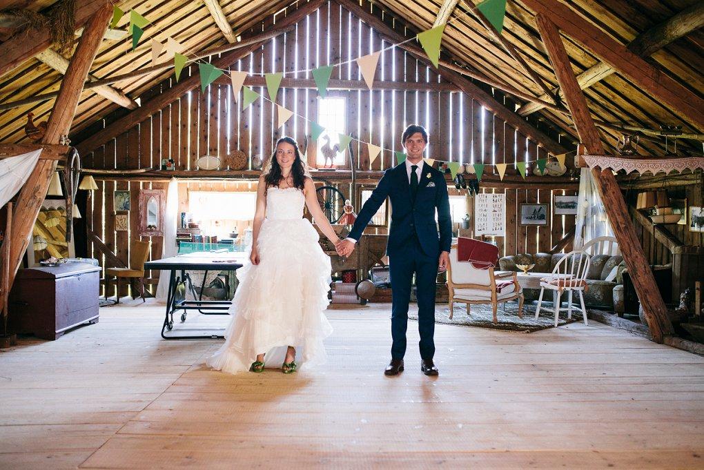 boka en bröllopsfotograf