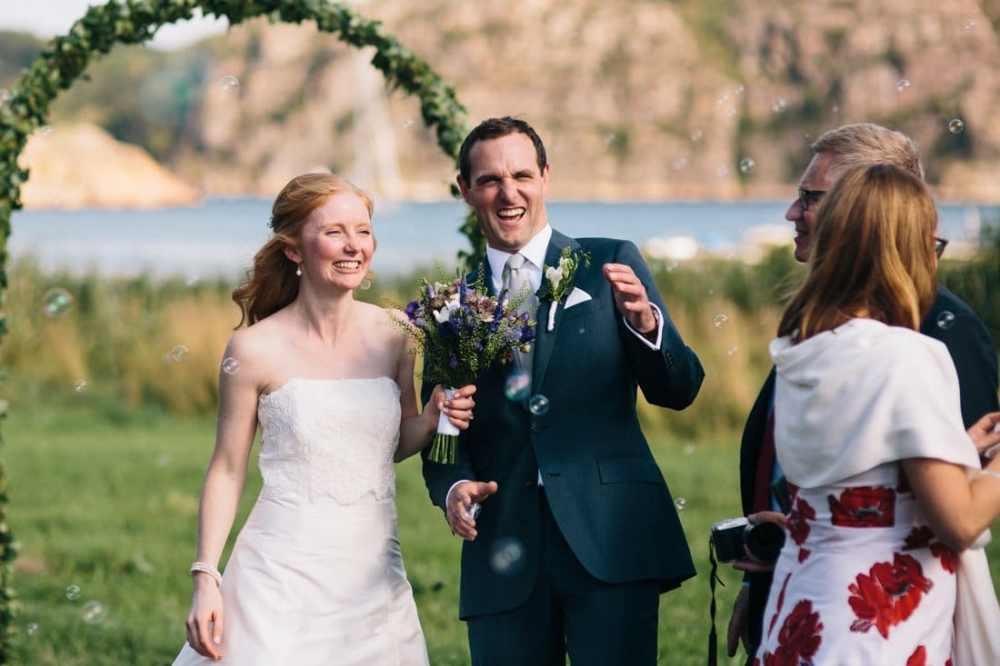 swedish summer wedding