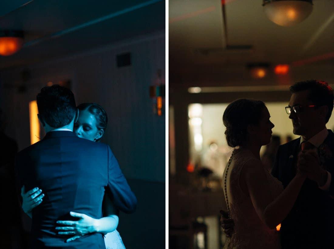 bröllop kinna, brudparets första dans