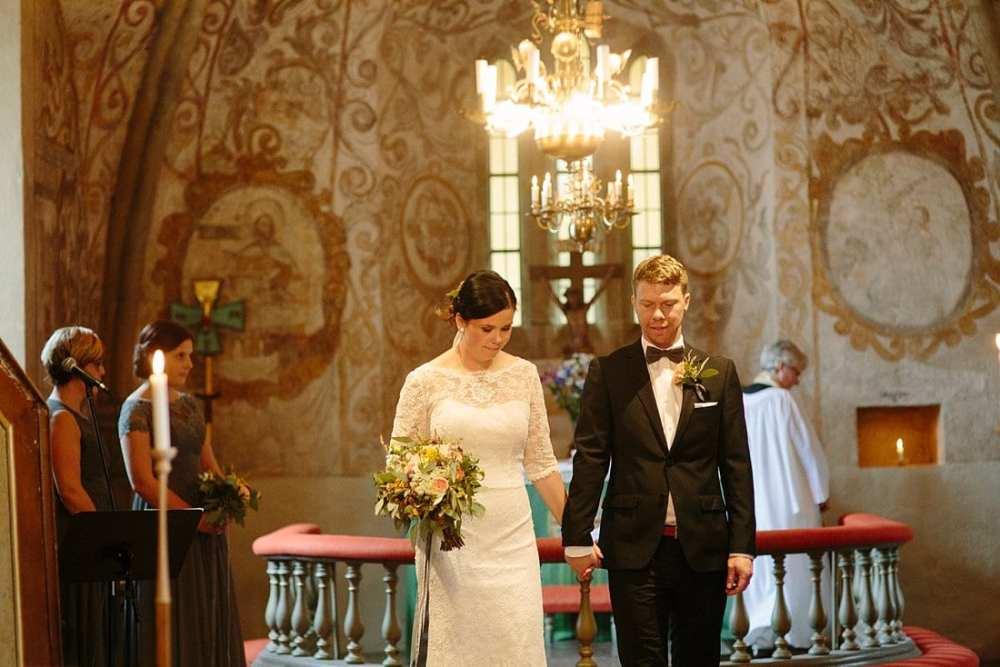 Kinnekulle bröllop