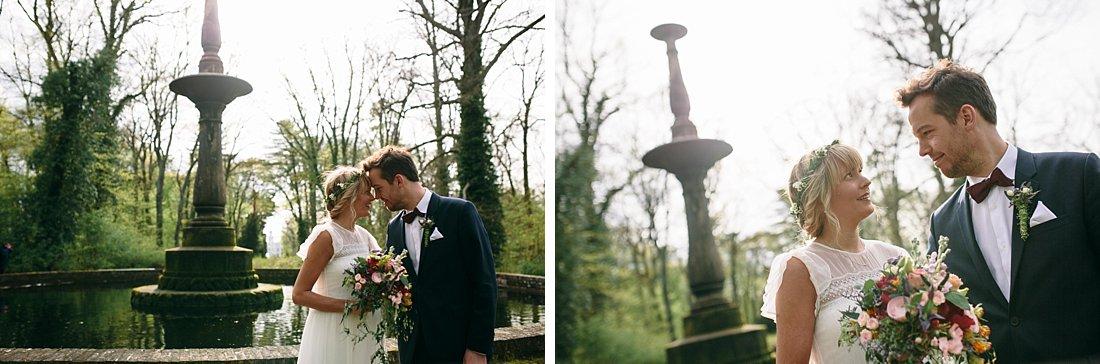 bröllopsfoto berlin påfågelön