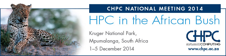 CHPC Conference Banner