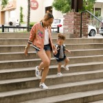 mommy & me style, mommy and me blog, Mattie James, Atlanta influencers