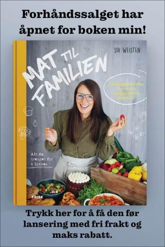 Annonse: Mat til familien