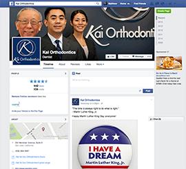 Kai Orthodontics Facebook