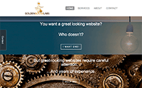 WordPress Website for Golden Goose Labs