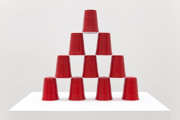 Party Cup Pyramid, 2014