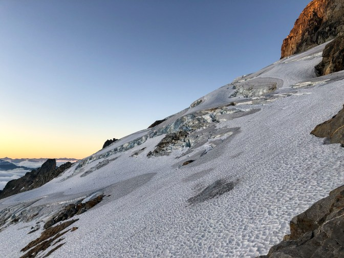 Cool glacier.
