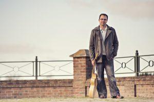 Matt McChlery with guitar