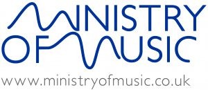 Ministry of Music logo