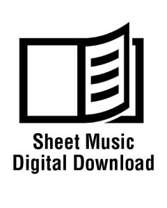 sheet music download icon