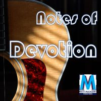 notes of devotional podcast header