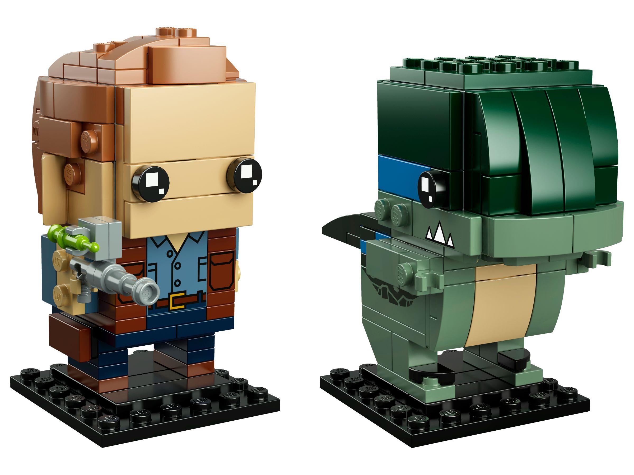 Lego brickheadz 41614 owen e blue mattoncini scontati for All origine arredi autentici