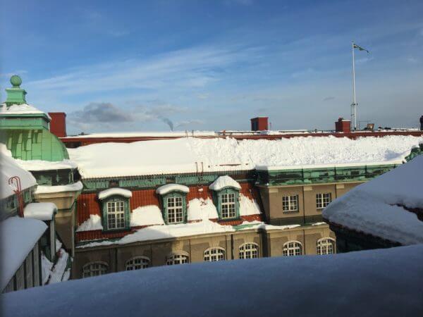 stockholm in de winter copyright foto mattoquai-nl