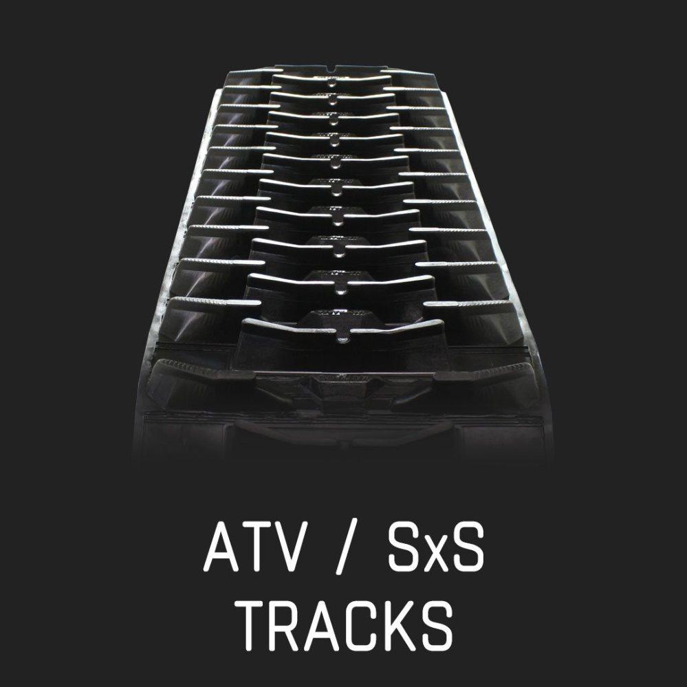 medium resolution of atv sxs tracks