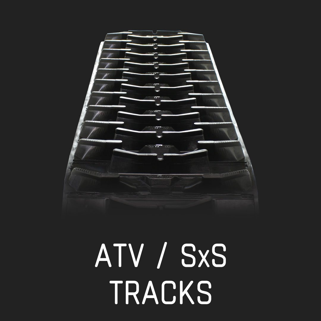hight resolution of atv sxs tracks