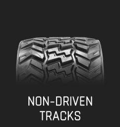 non driven tracks  [ 1080 x 1080 Pixel ]