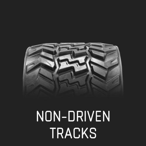 small resolution of non driven tracks