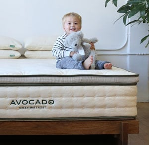 Get Avocado Mattress For A Risk Free 100 Nights Trial It Is Made From Natural Organic Material Good Health And Everyday Usage